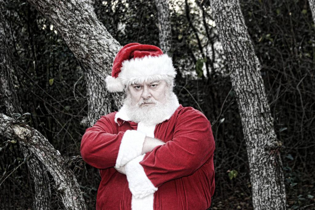 Le Père Noël est ravi