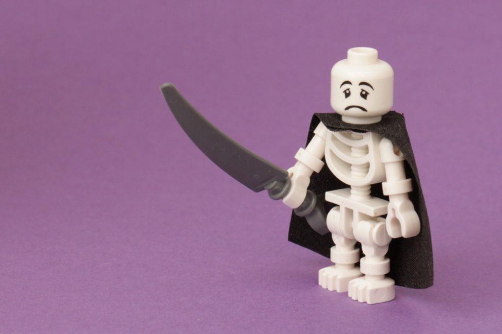 Sad death NPC is sad