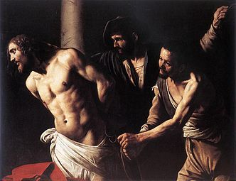 La Flagellation, du Caravage.